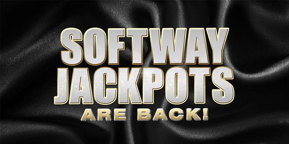 Softway Jackpots are Back!