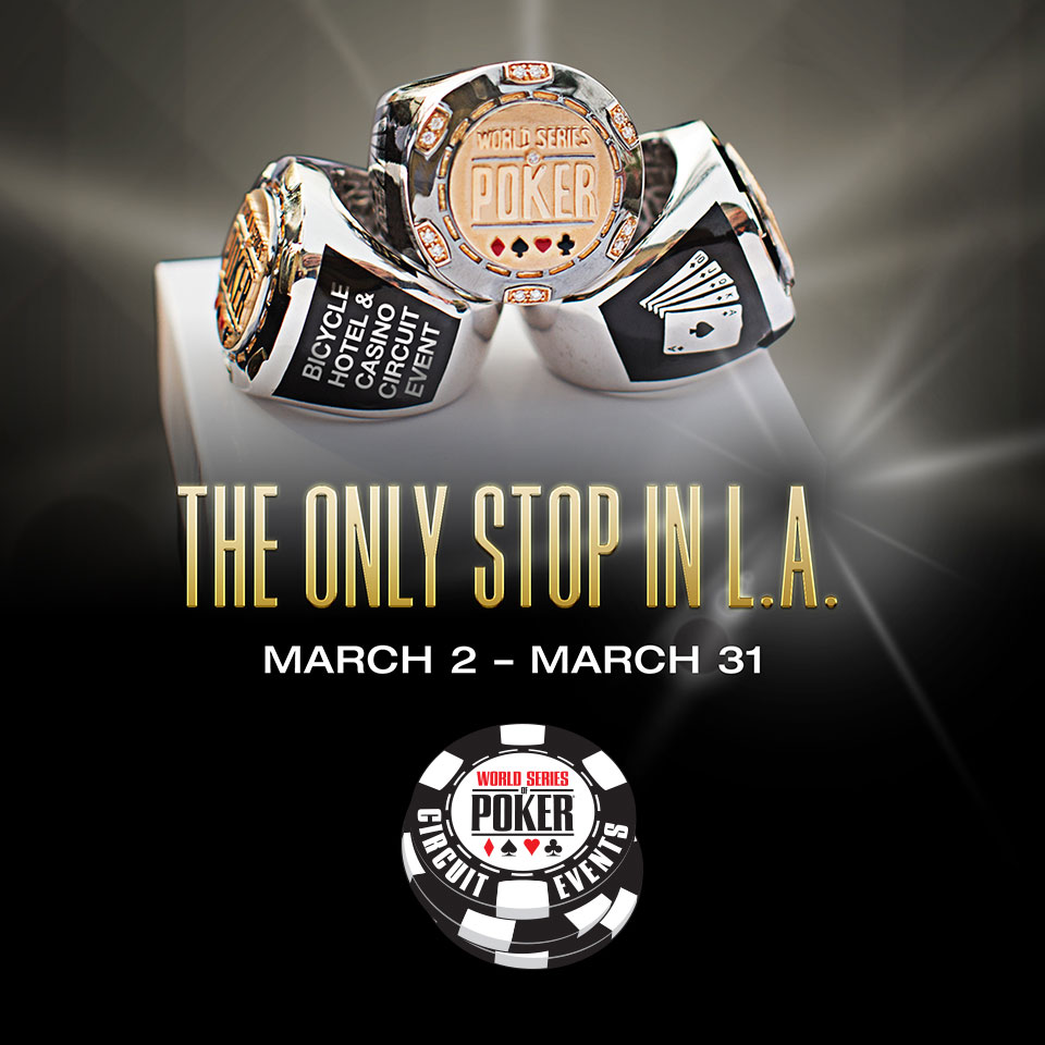 WSOP Circuit Event March 2018