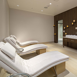 Hotel Spa Relaxation Room
