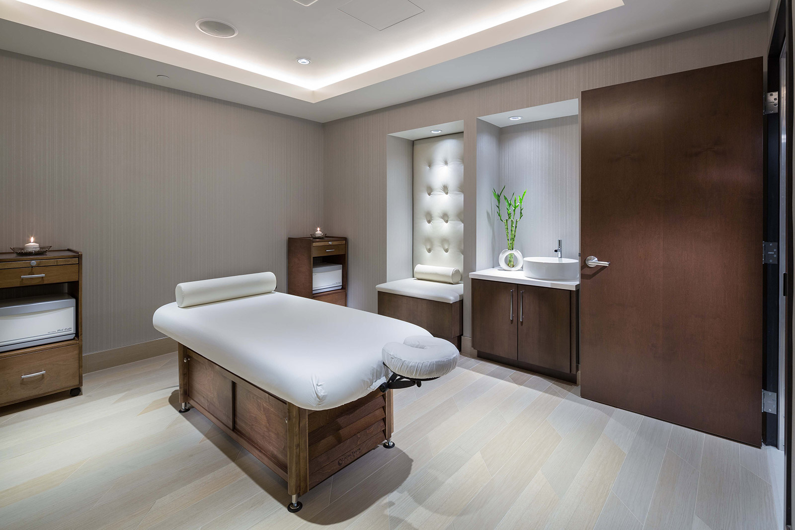 Hotel Spa Treatment Room